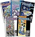 Runners - Issues 1-5 - Bad Goods - Cover
